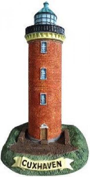 Leuchtturm Cuxhaven ca. 15 cm