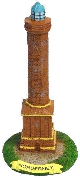 Leuchtturm Norderney ca. 15 cm