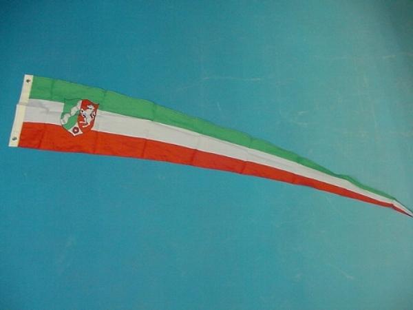 Wimpel-Flagge Nordrhein-Westfalen