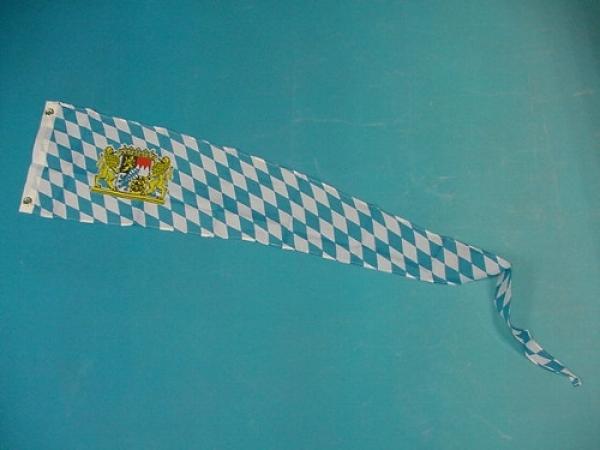 Wimpel-Flagge Bayern