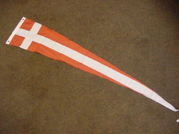 Wimpel-Flagge Dänemark