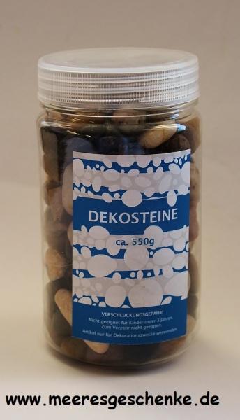 Streudeko als Deko-Steine ca. 550 g