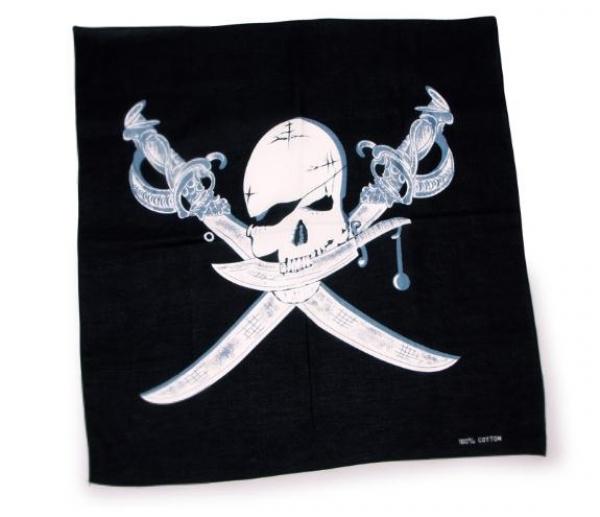 Tuch Pirat