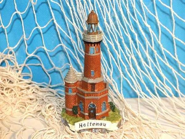Deko Leuchtturm Holtenau ca. 11 cm