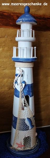 Großer Deko-Leuchtturm ca. 115 cm