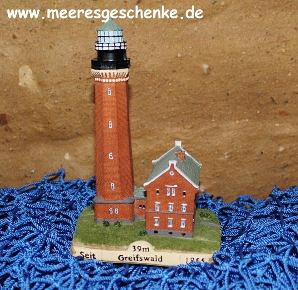 Leuchtturm Greifswald 15 cm