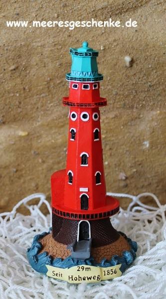 Leuchtturm Hohe Weg ca. 15 cm