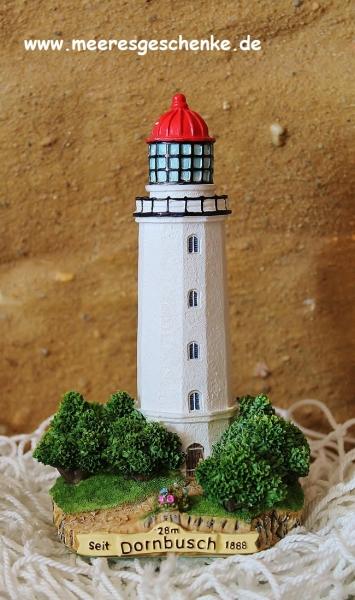 Leuchtturm Dornbusch ca. 15 cm