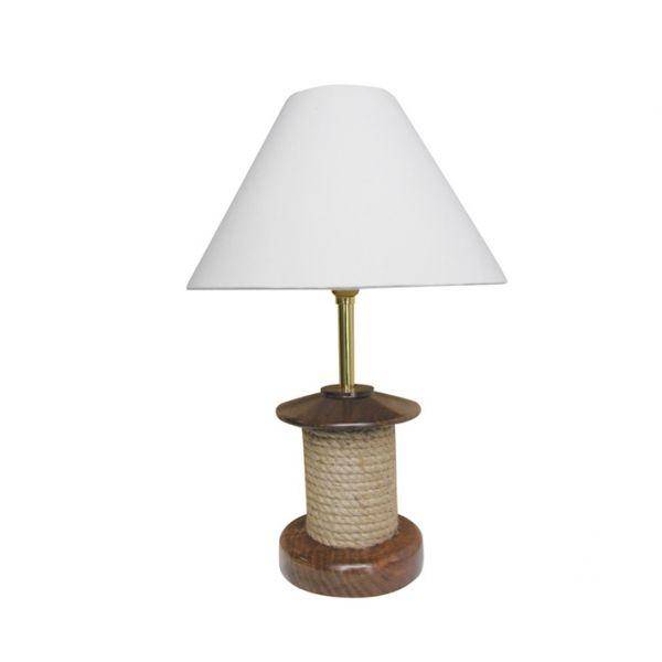 schirmlampe tau ca 25 cm x 39 cm maritime deko online bei. Black Bedroom Furniture Sets. Home Design Ideas
