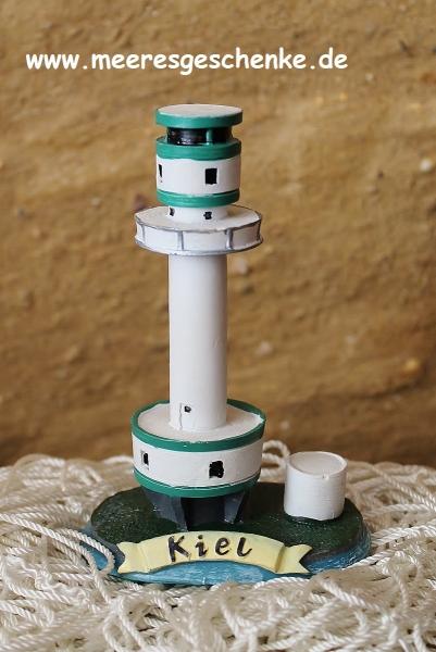 Deko Leuchtturm Kiel / Friedrichsort 11 cm