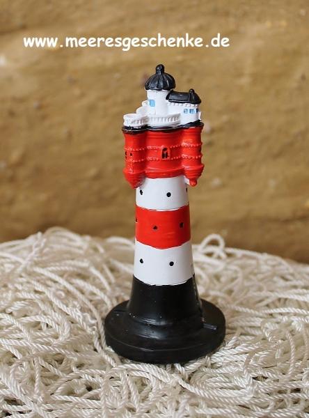 Leuchtturm Roter Sand 10 cm