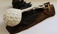 Schlüsselband maritim Moin Moin ca Schlüsselanhänger Keyholder 54 cm