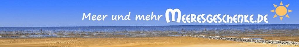 Maritime Deko online bei Meeresgeschenke.de-Logo